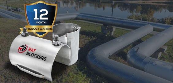 rat blocker for drains