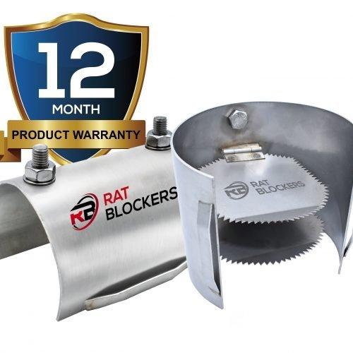 4 Inch Rat Blocker